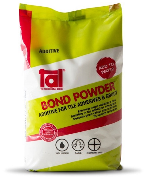 Tal Bond Powder Our First 1kg Bag Tile Adhesive And Grout
