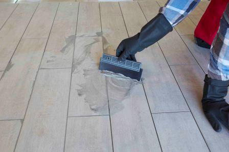 Tips When Installing Wood Look Tiles
