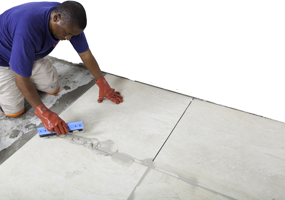 Tiling Tips for installing large format Porcelain & Ceramic Tiles