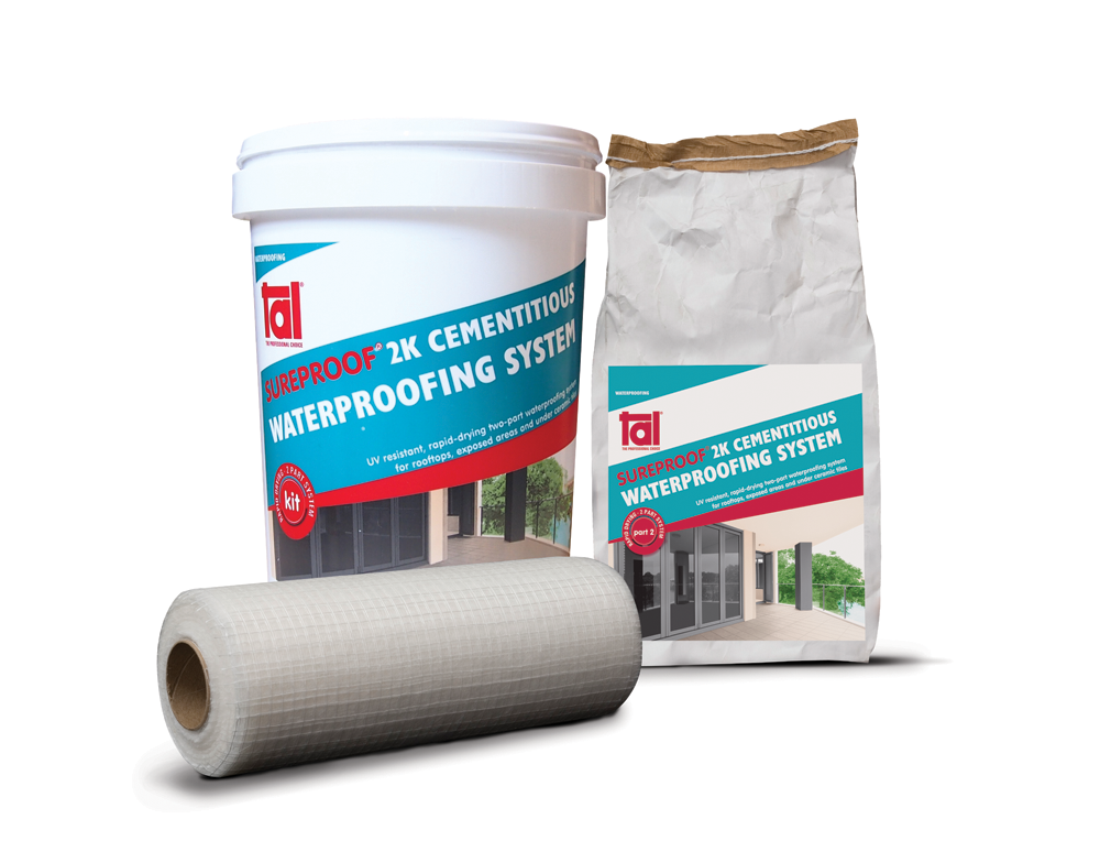Tiling Solutions Waterproofing Tal South Africa