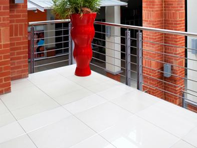 Tiling Tips | Light Coloured or White Ceramic Tiles | TAL | Tiling ...
